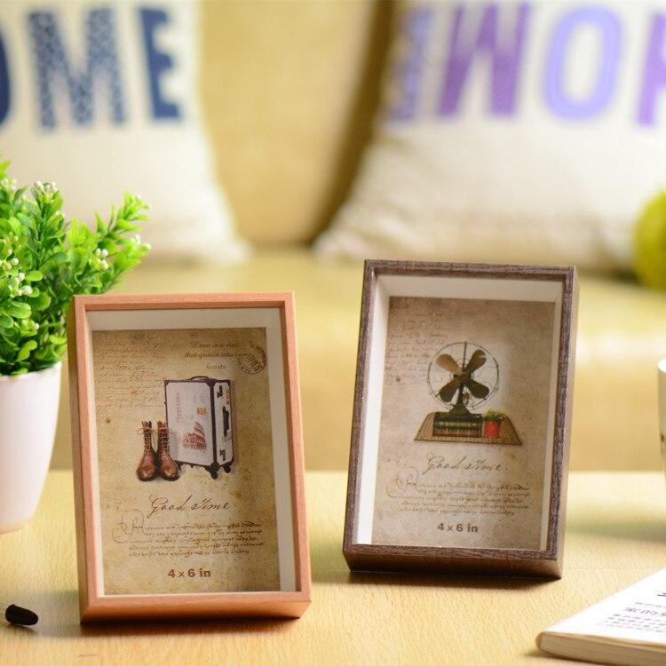 Home interior wall frames