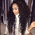 250% Density Loose Curly Lace Front Human Hair Wigs With Elestic Net Brazilian Virgin Hair Lace Front Wigs With Baby Hair