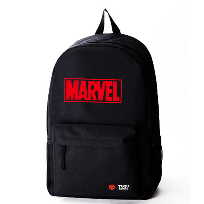Student movie Backpack Marvel Comics Superheros Shoulder School Bag For Teenagers Canvas Backpack Travel Rucksack Mochila