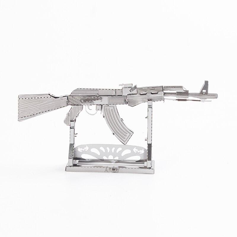 3D Metal Puzzle მაღალი ხარისხის - ფაზლები - ფოტო 4