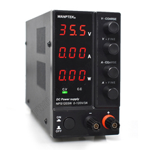 NPS1203W DC regulated power supply Power Display Mini Adjustable Digital 0-120V 0-3A Laboratory Test Power Supply saike 1503d dc regulated power supply 15v 3a regulated adjustable laboratory power supply with usb interface