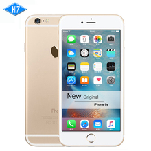 "New Original Apple iPhone 6S Mobile phone Dual Core 2GB RAM 16/64/128GB ROM 4.7"" 12.0MP Camera 4K Video iOS 9 LTE iphone6s"