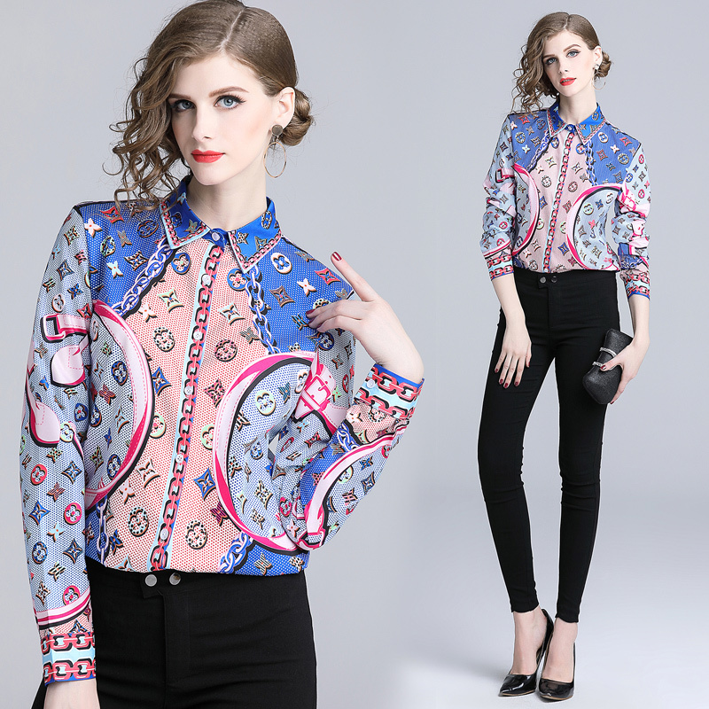 e8c5f413c5c best fashion runway blouses women brands and get free shipping ...