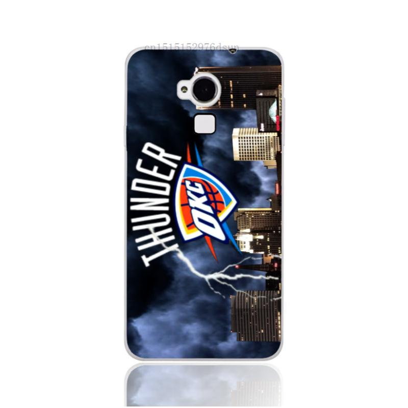 Phone Case For Basketball OKC Thunder Logo Design 3D Painted Cover Coolpad Y90K1Q7F1T1K1Y70Y60S6 Free Shipping On Aliexpress