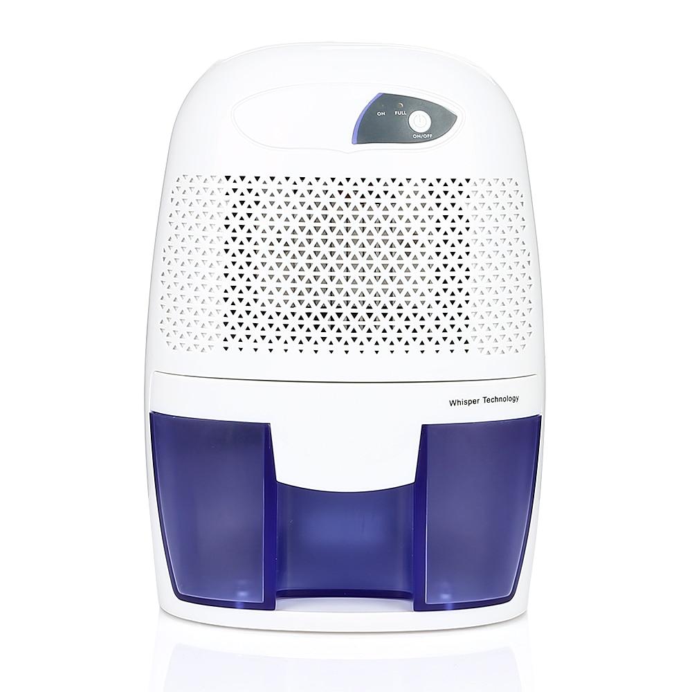 LAGUTE 500ml Mini Portable Dehumidifier Desiccan Air Dryer Quiet Electric Drying Moisture Absorber for Home Bathroom Basement shanghai kuaiqin kq 5 multifunctional shoes dryer w deodorization sterilization drying warmth