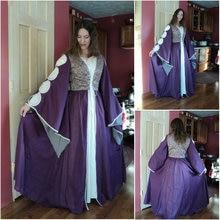 1860S Victorian Corset Gothic/Civil War Southern Belle Ball Gown Dress Halloween dresses  CUSTOM MADE R599