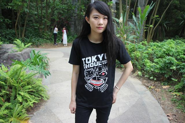 Tokyo Ghoul Short Sleeve T-shirt