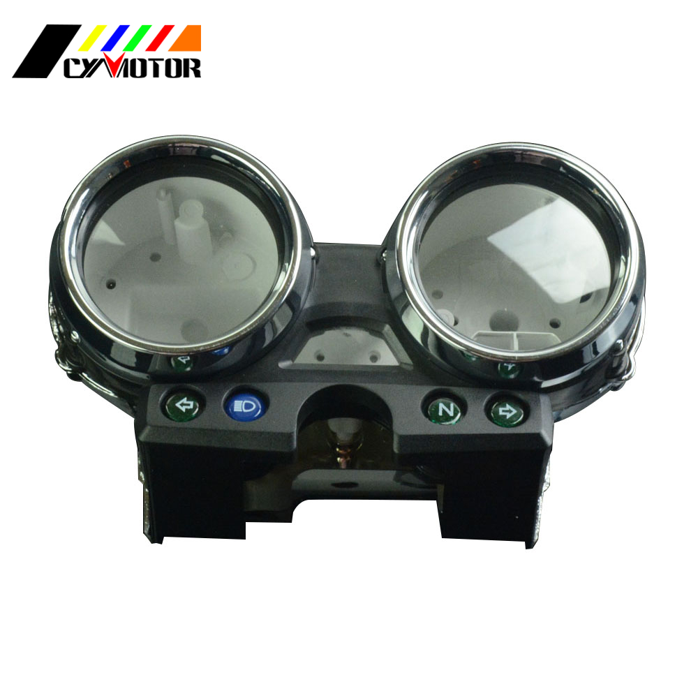 Motorcycle Gauges Cluster Speedometer Odometer Shell Case Cover For KAWASAKI ZRX400 ZRX 400 1995 1996 1997 95 96 97 motorcycle parts engine stator cover crankcase for yamaha fzr600 1989 1997 1994 1995 1996 fzr 600 89 97 90 94 96 new