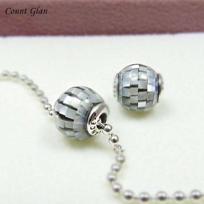 Fits Pandora Essence Bracelets BALANCE Silver Beads 2016 Pre autumn 100 925 Sterling Silver Charms DIY