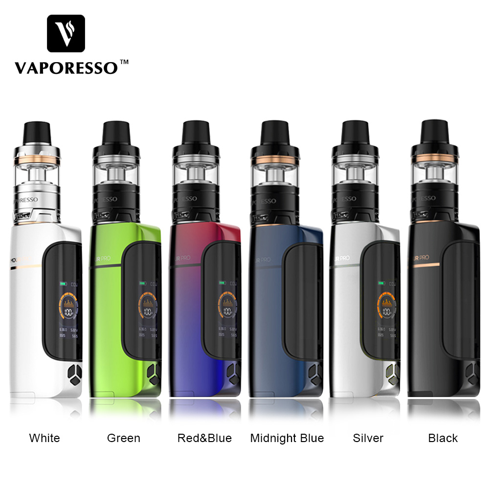 Original Vaporesso Armour Pro 100W TC Vape Kit with 5ml/2ml Cascade Baby Tank use GT Meshed Coil E-Cigarette Kit VS Revenger original ijoy saber 100 20700 vw kit max 100w saber 100 kit with diamond subohm tank 5 5ml