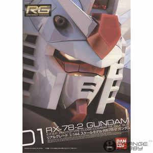 Image 5 - OHS Bandai RG 01 1/144 RX 78 2 Gundam EFSF Close Combat Mobile Suit Assembly Model Building Kits oh