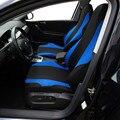 2 PC New Universal Tampas de Assento Do Carro Interior Capa de Almofada Do Assento Da Frente único ix35 seatpad para vw golf a4 audi bmw benz honda cívica