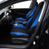 2PC nouveau siège universel couvre voiture intérieur avant housse de coussin de siège unique pour VW Golf Audi A4 BMW ix35 Benz Honda Civic