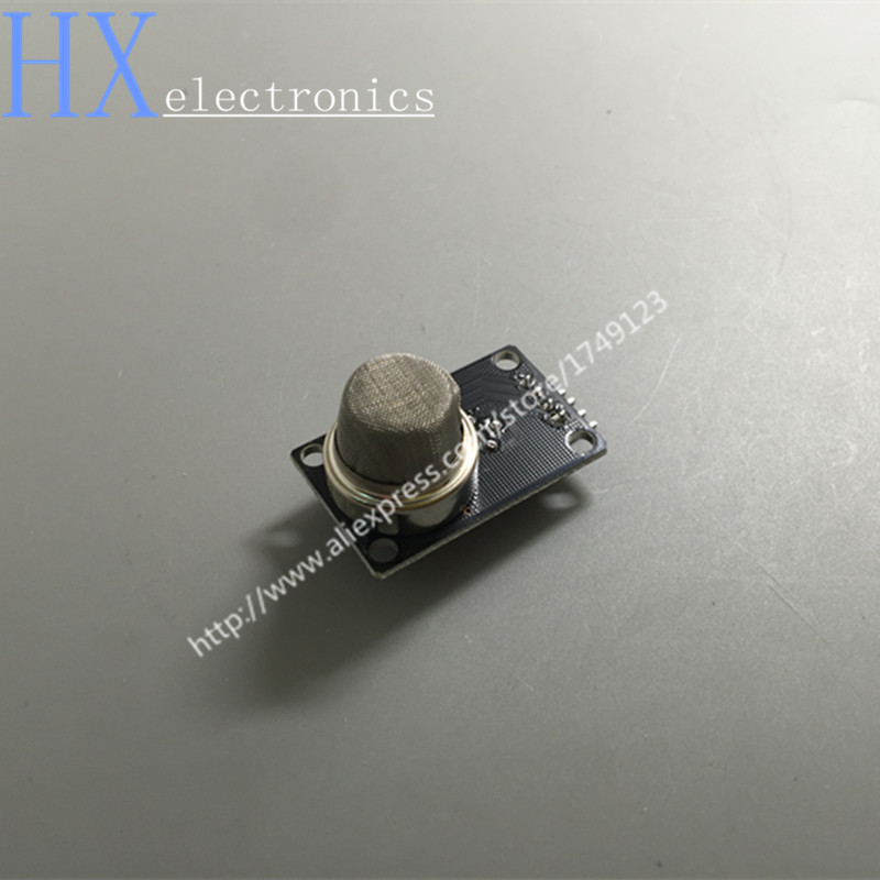 Free shipping 10PCS MQ5 MQ 5 MQ-5 Smoke Liquefied Flammable Methane Gas Sensor Module