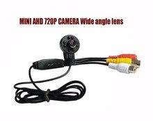 2017 НОВЫЙ МИНИ HD ЭН 720 P/1.0MP Ночного Видения cctv камеры безопасности для Дома Видеонаблюдения video cam камера бесплатная доставка