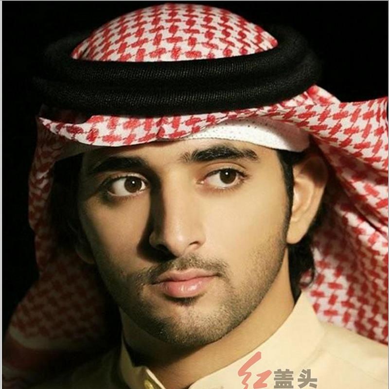 Headband for Muslim men s Turban 55c4f36df7a