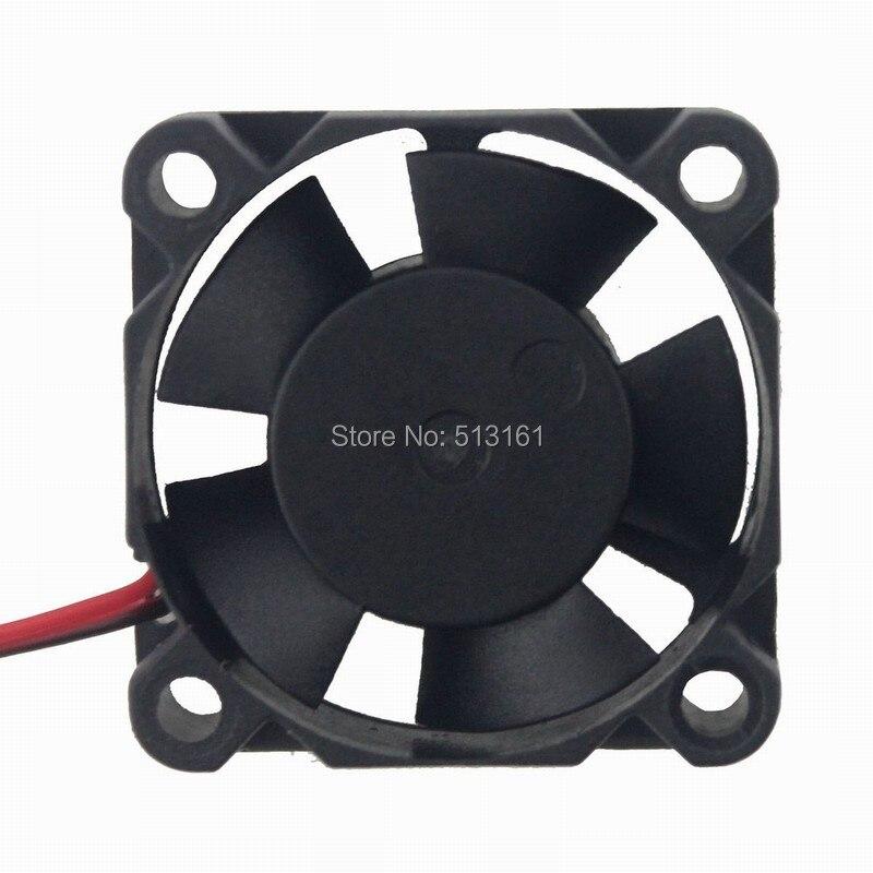 Купить с кэшбэком 5PCS Gdstime 3010s 30MM 30x30x10MM 3cm Dupont 2Pin 12V DC Cooler Small Cooling Fan