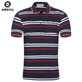 Polo Shirt Mens Brand Striped Polo Shirt  Casual  Short-Sleeved Men Brand Fashion Men's Breathable  Polos Camisa Polo Homme