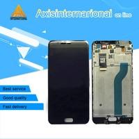 Axisinternational For 5 5 ASUS Zenfone 4 Max Plus ZC550TL X015D LCD Screen Display Touch Digitizer