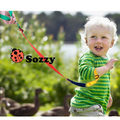 New High Quality Kids Walking Anti-lost Wrist Link Baby Child Safety Harness Leash Outdoor Children