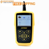 AUTOOL OL129 OBD2 EOBD CAN Universal Automotive Scanner Engine Error Diagnostic Tool With Battery Power Superior