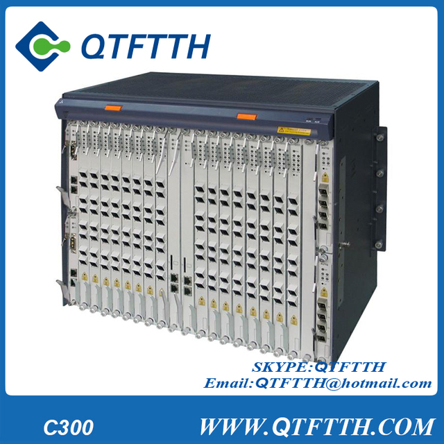 US $1229 0 |Original ZTE ZXA10 C300 GPON OLT equipment, with one 8 port  GPON GC8B included, with 8 SFP Module-in Fiber Optic Equipments from
