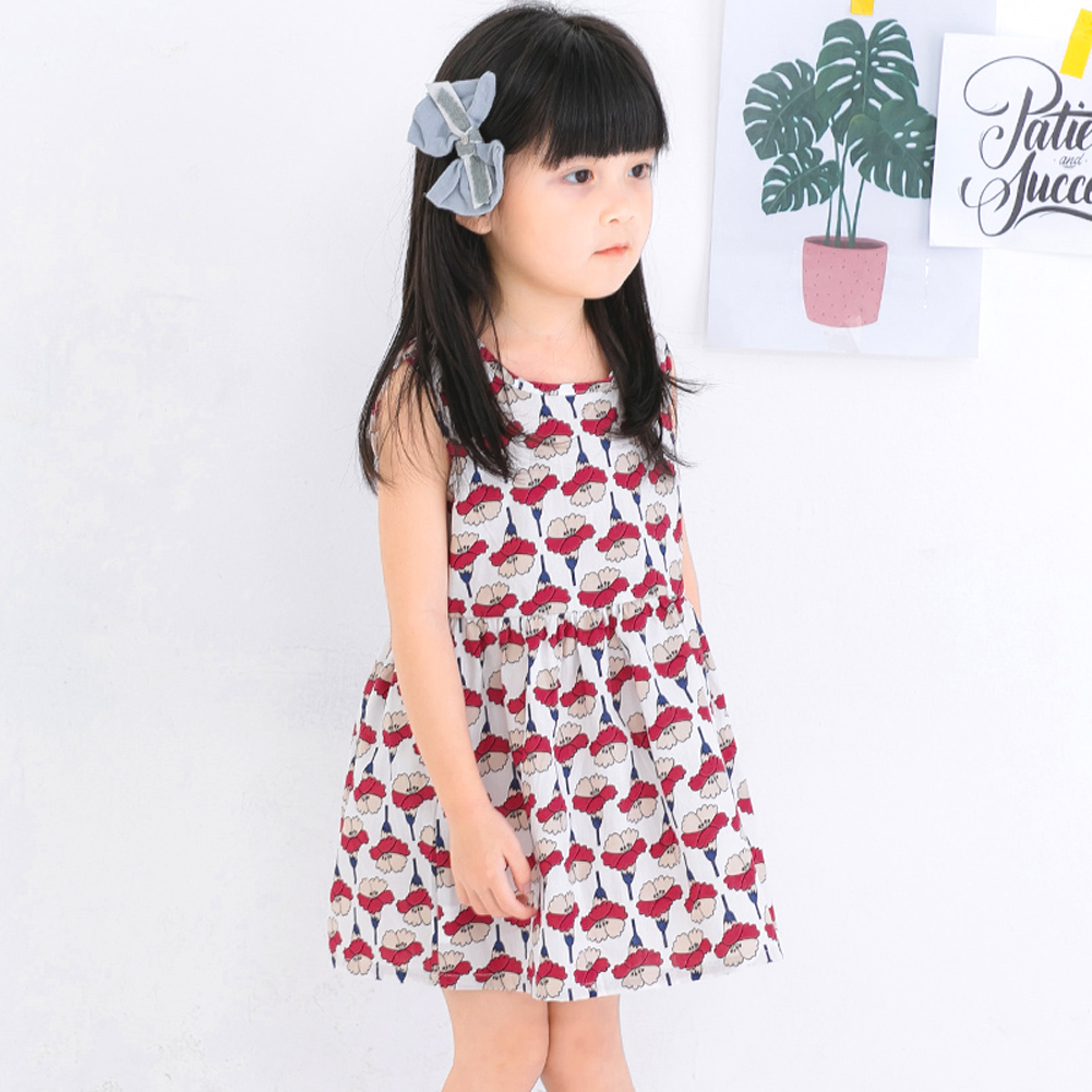 33f14c355b1b Aliexpress.com   Buy 2017 New Summer Cute Dresses Kids Children ...