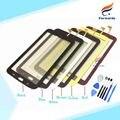 Piezas de repuesto para samsung galaxy tab 3 7.0 t210 touch Digitalizador de pantalla Lcd de Cristal con Flex Cable + Herramientas 1 unidades envío gratis
