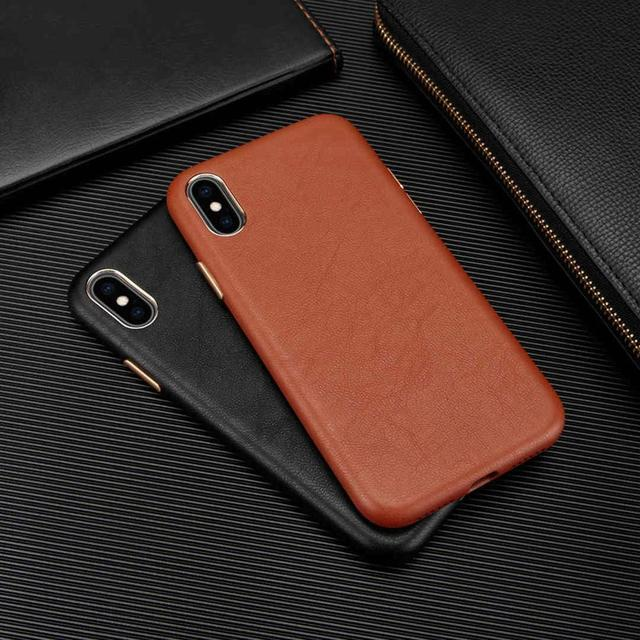 Ultra-Thin Back Cover iPhone Xs 4