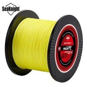 SeaKnight 20pcs/lot TriPoseidon 500M Fishing Line Braided Line 4 Strands PE Multifilament Fishing Line 8-60LB Wholesale 20pcs