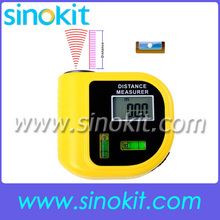 Big discount Area, volume,/addition/subtraction calculation Laser Point  Ultrasonic Distance meter STCP3010