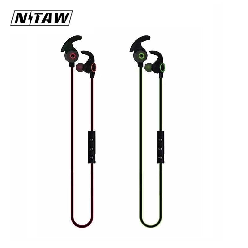 NITAW AMW-810 Sport Bluetooth Headset/wireless Ohrhörer mit Eingebautem Mikrofon Schweiß Beweis Kopfhörer für handys und musik