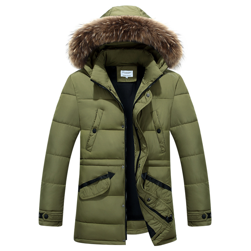 ФОТО Mens Winter Jackets And Coats Winter Jacket Men Coat Homme Man Parka Fashion 2016 Winter Jackets Mens With Fur Hoodies Y913-150F