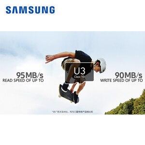 Image 3 - SAMSUNG carte Micro SD, 256 go, classe 10, TF/S, MicroSDXC UHS 1, U3 EVO + EVO Plus, compatible 4K, nouvelle carte mémoire