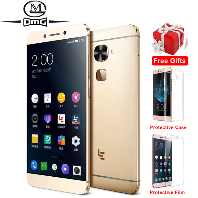 """Global version LeEco LeTV Le 2 S3 X526 4G Smartphone 3GB RAM 64GB ROM Snapdragon 652 Octa Core phones 5.5"""" Android mobile phone"""