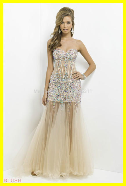 Cool Prom Dresses Peach Light Pink Where To Get Dress A Line Floor
