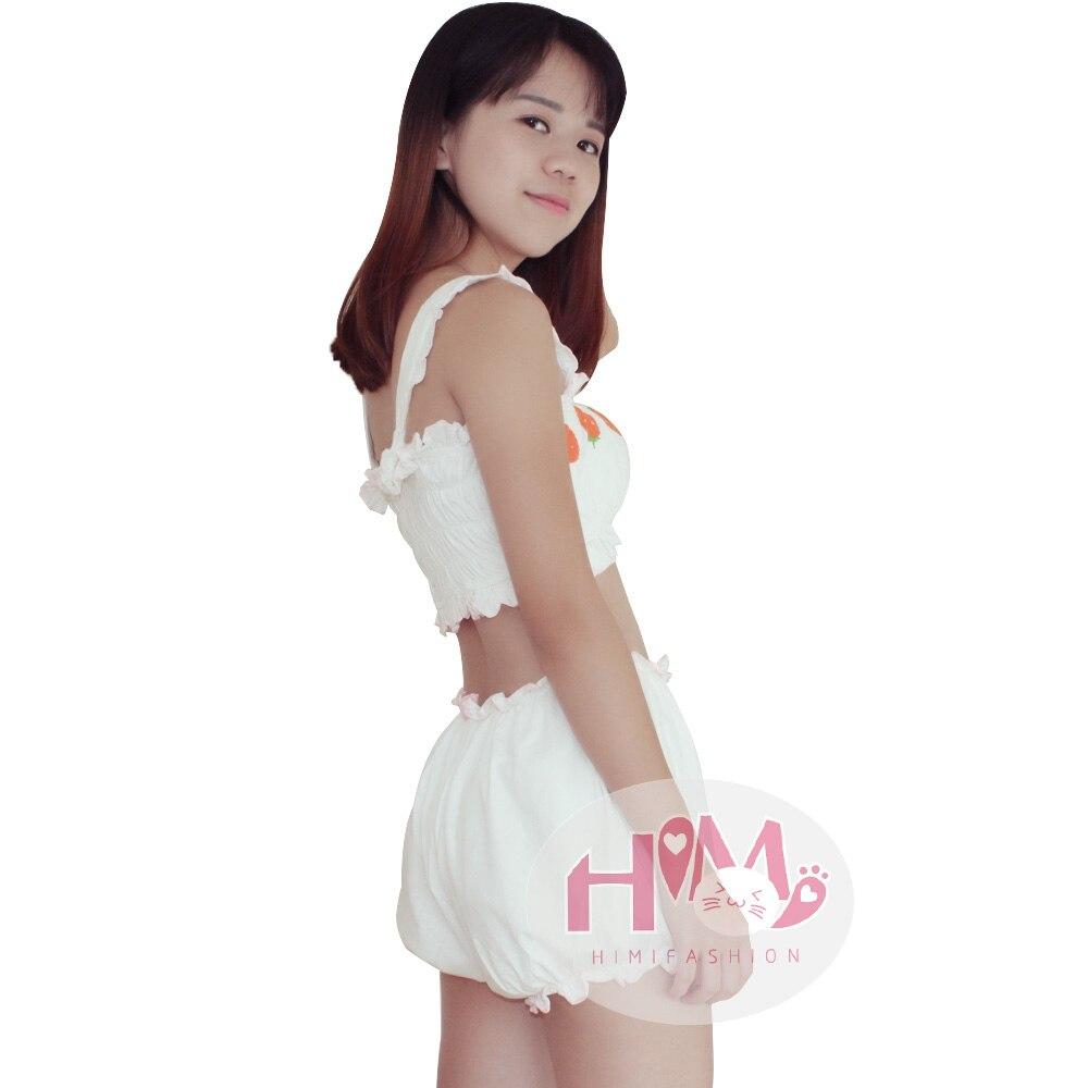 cotton Japanese panties white