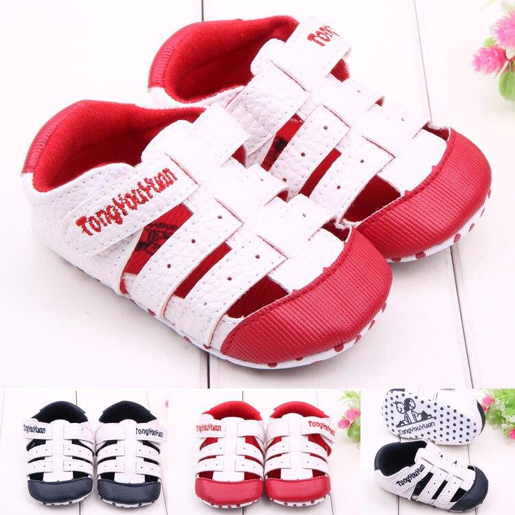 Mode Sommer Laubsägearbeiten Kinder Schuhe Babyschuhe für Jungen - Babyschuhe - Foto 2