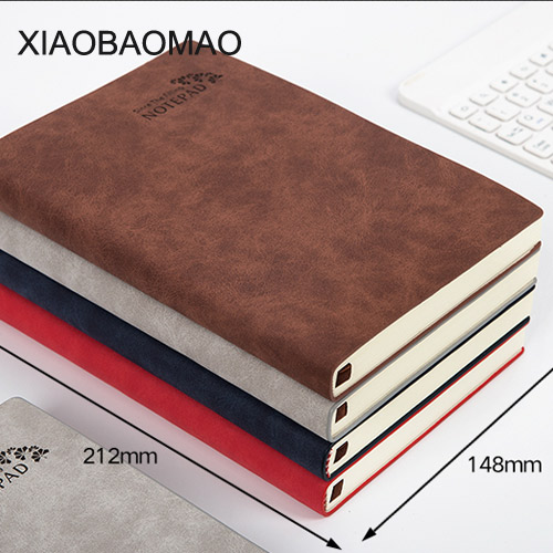 PU school student notebook stationery, fine office personal binder daily weekly planner agenda organizer A5 Month Day PlanPU school student notebook stationery, fine office personal binder daily weekly planner agenda organizer A5 Month Day Plan