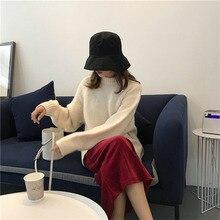 Women's O-Neck Sweater , Knit Stretchable Elasticity Long Sleeve Slim Sweater Jumper недорго, оригинальная цена