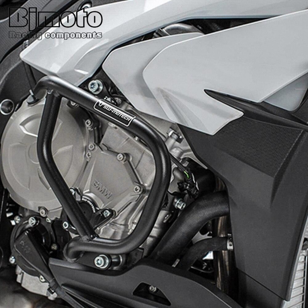 BJMOTO Motorrad Sturzbügel Rahmen Motor Schutz Schutz Stoßstange Für ...