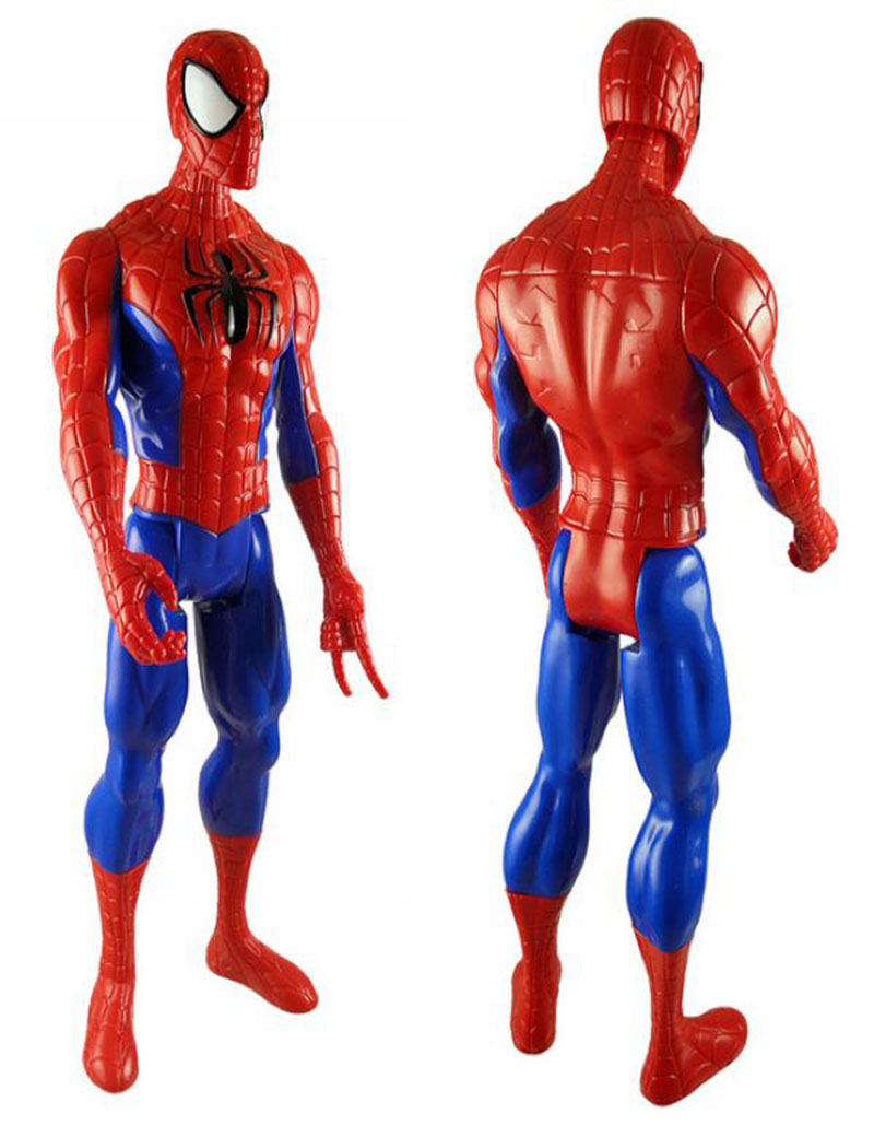 PVC <font><b>spider-man</b></font> The Avengers figures <font><b>agent</b></font> <font><b>venom</b></font> toy doll baby Original <font><b>spider-man</b></font> Emitting Shield Christmas gift Free Shipping