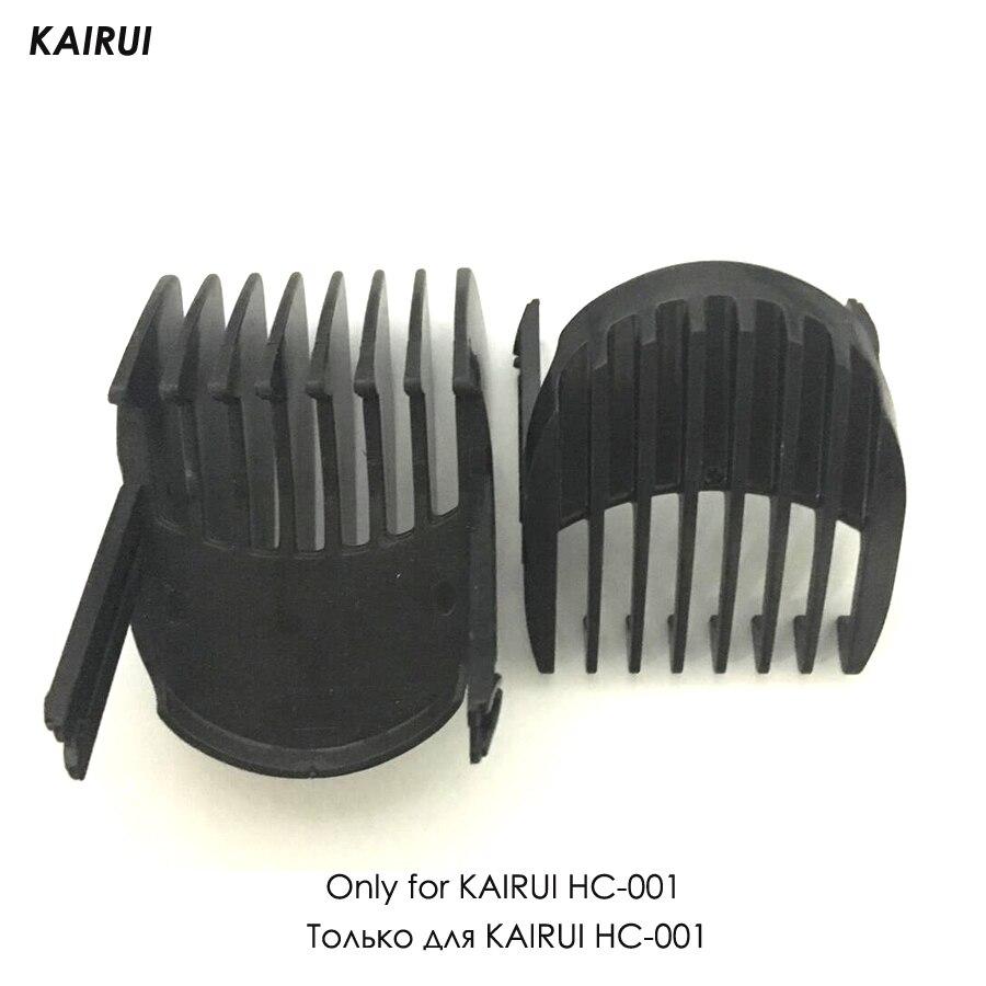 original hair clipper nozzles shaving combs for hair trimmer KAIRUI HC001
