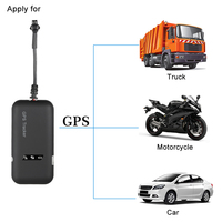 TK06A Satellite GSM GPS Trackers Anti theft Voice Monitor for iOS Andriod APP Real Time Positioning Alarm Car Motorcycle Truck