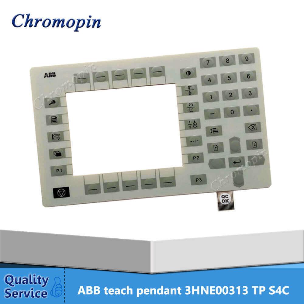 Membrane keypad keyboard for ABB teach pendant 3HNE00313 TP S4C цена