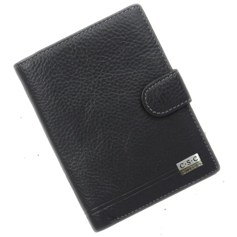 Men Wallet Genius Les