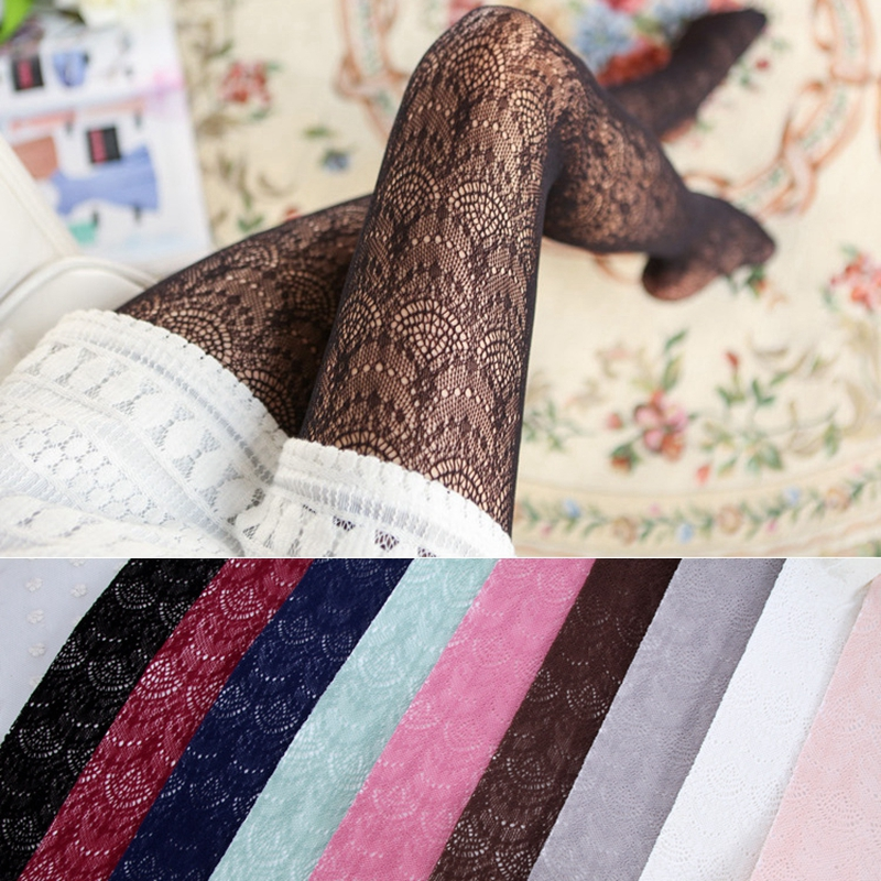 Hot Women Sexy Stockings Summer Autumn Hollow Tights