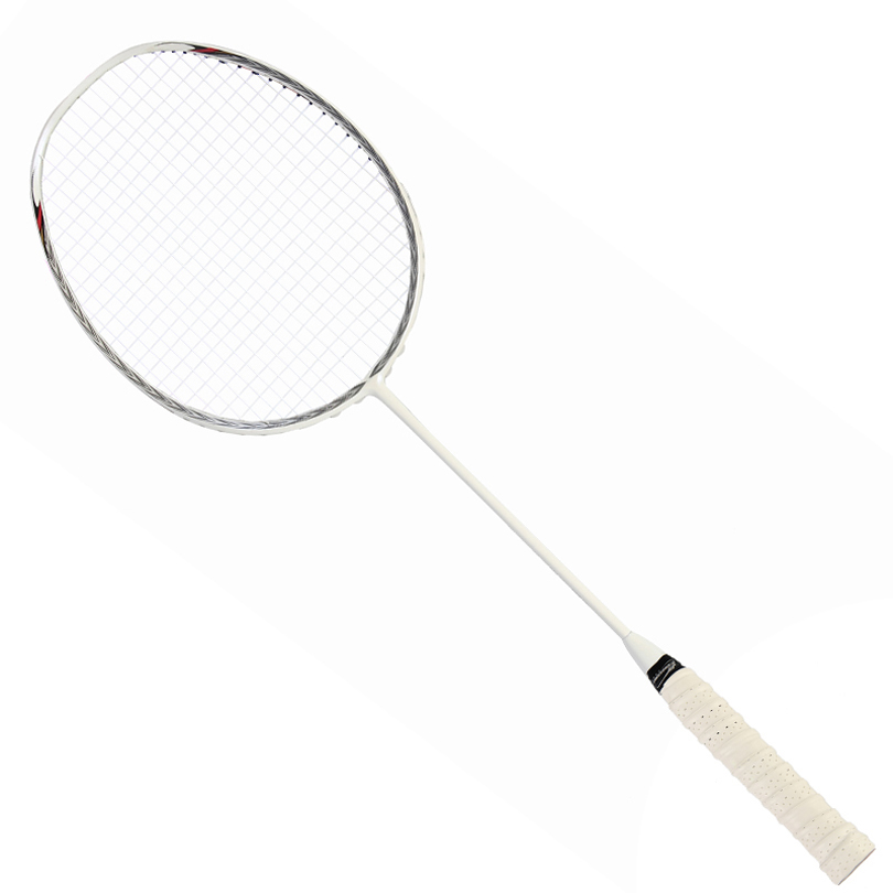 CROSSWAY Badminton Racket New High Quality Single Shot With Badminton String Strung At 28lbs Good Quality 4u Badminton Racket