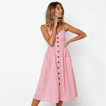 Summer Maternity Dresses Cotton Striped Pregnancy Dress clothes For Pregnant Women Long Sleeveless Pregnancy Clothing C0016 pregnancy dress maternity dresses clothes for pregnant women dress summer fashion striped dresses mother woman clothing