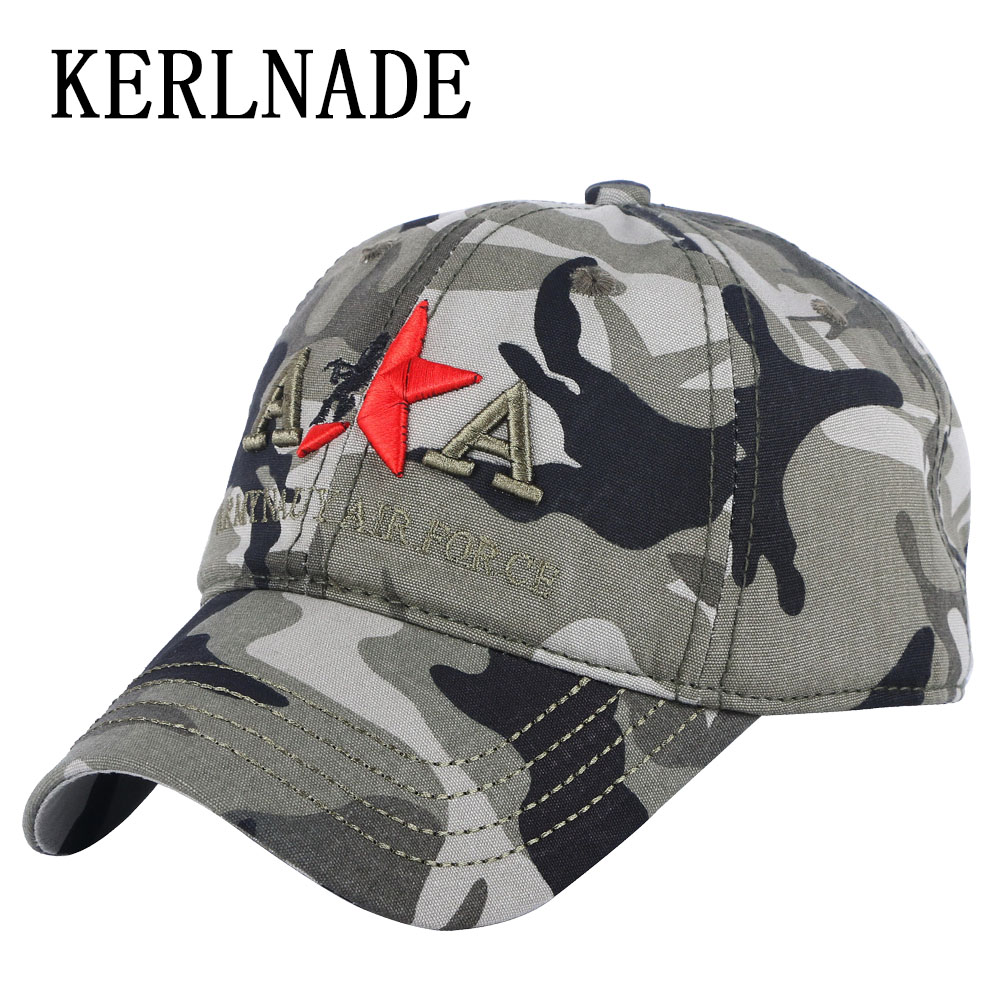 c6b215259c53f Army Camouflage Baseball Caps Unisex Adjustable Tactical Caps US Marines  Army Fans Summer Casual Sunshade Cap Men Mulititary Hat-in Baseball Caps  from ...